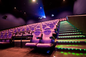 stair nosing and cinema safety