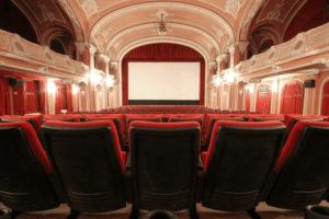 refurbishing a traditional style cinema
