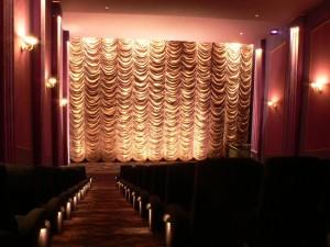 Cinema Main Curtain
