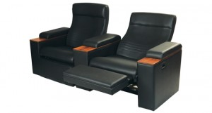 Luxury and High-End Cinema Seating
