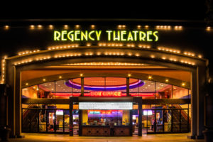 upgrading your movie theatre lighting to LED