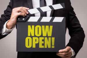 starting a cinema business