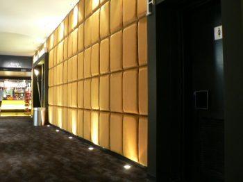 i. accoustic panels