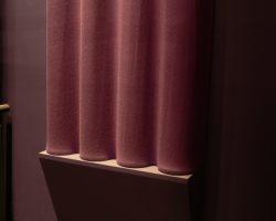 Fabric Wall Columns